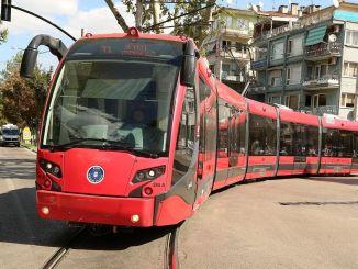 silkworm tram