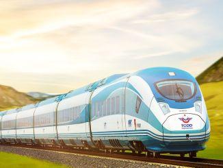 Antalya fast train project