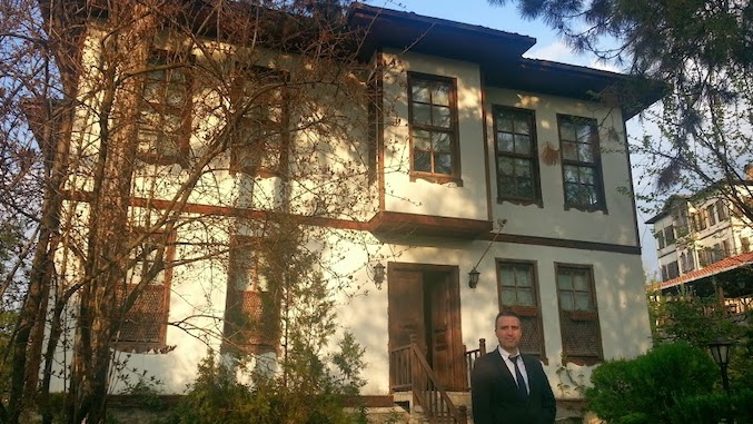 Levent Ozen Karabuk University