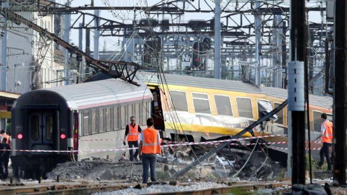 Binderfehler bei Zugunglück in Frankreich bestätigt