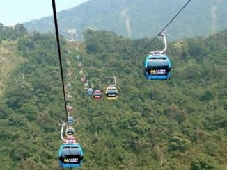 rize cable car