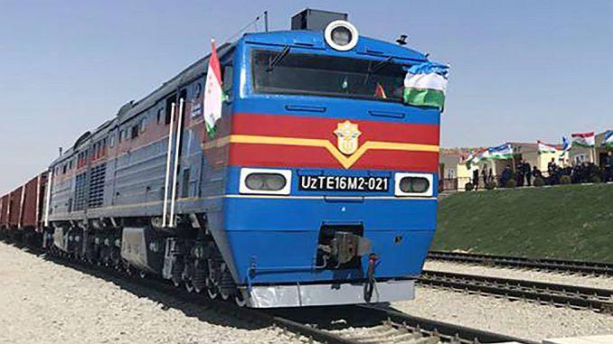 Afghanistan and Tajikistan cooperate to develop railways