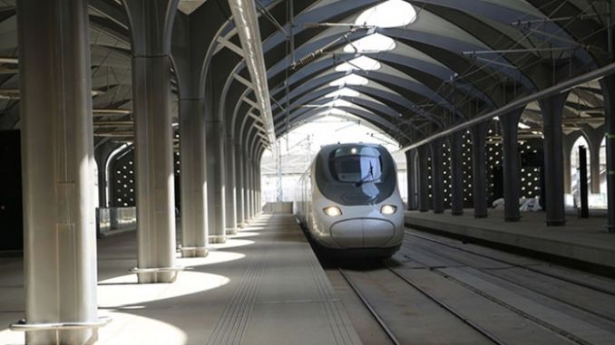 harameyn high speed train line infrastructure preparations completed