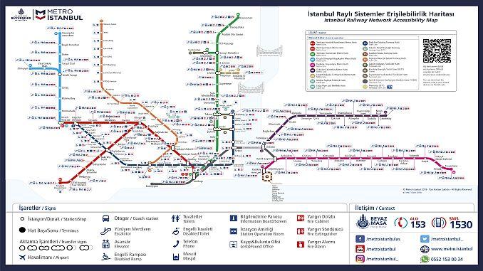karta pristupa metrou istanbul