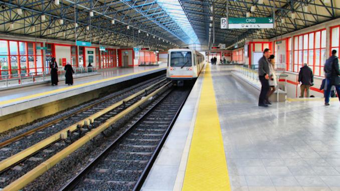 Ankaray Light Rail System Project