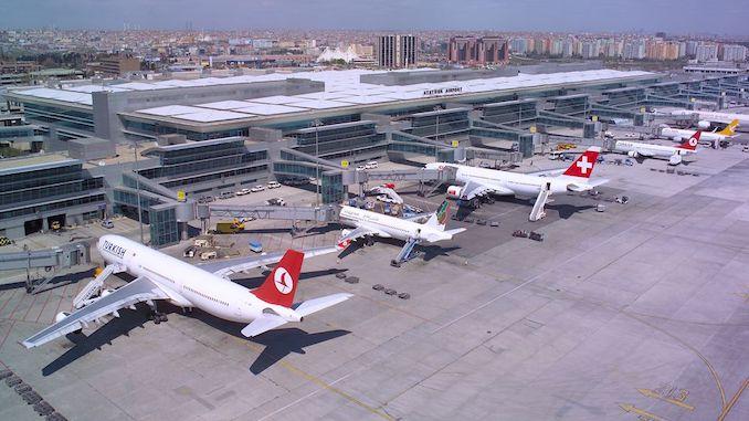 Atatürk Airport closes