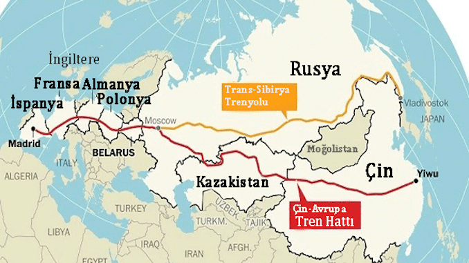 World's Longest Railway Launched