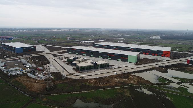 samsun logistics center construction tender results special news