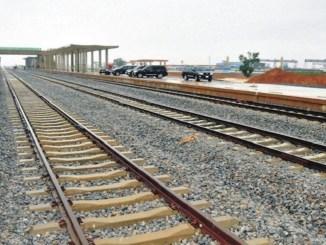 Nigerija Kano Lagos Railway