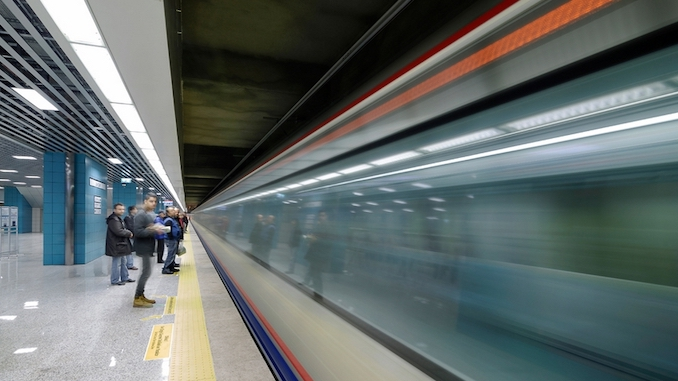 marmaray trains