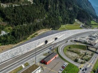 Bazni tunel Gotthard