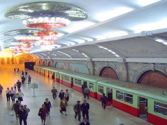 Pyongyang Metrosu