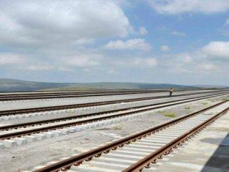 Baku Kars Tiflis Demiryolu