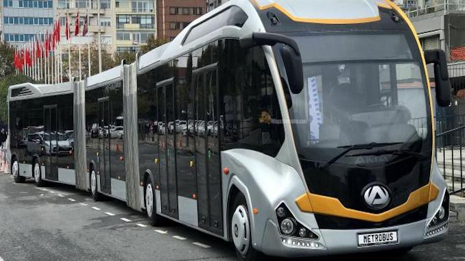 akia metrobus