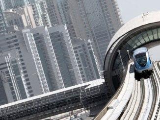 Dubai Metro 2020