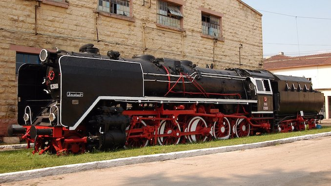 karakurt the first turkish locomotive