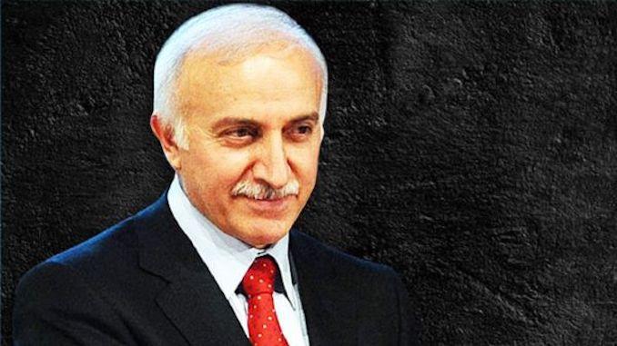 Samsun guvernør Ibrahim Sahin