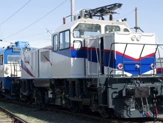 National electric locomotive E1000
