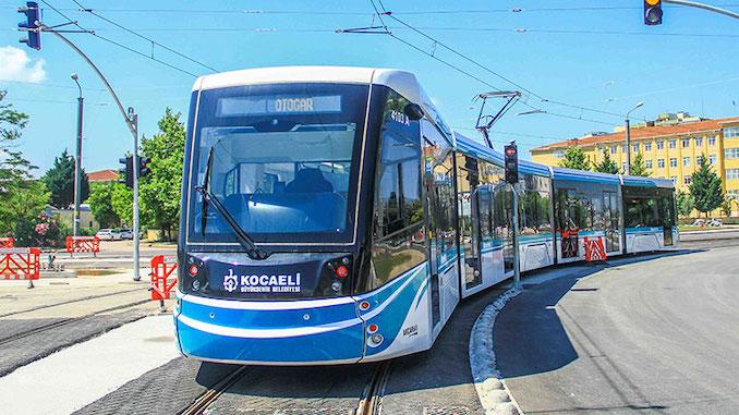 akcaray tramway