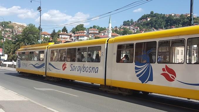 konya sarajevo tram