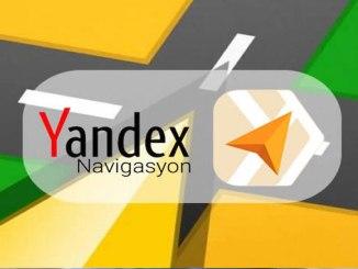 yandex navigation