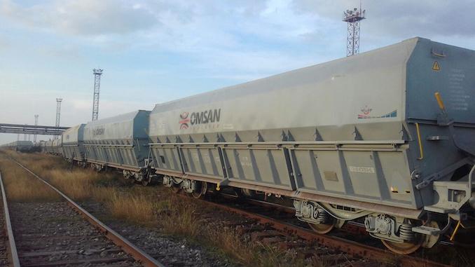 railway omsan