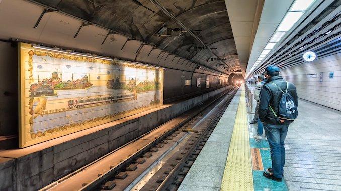 marmaray istasyon