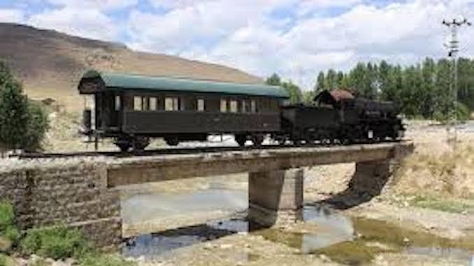 Agri Railway