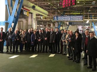 turkiye yeniden buyuyen rus otomotiv pazarinda liderlik pesinde