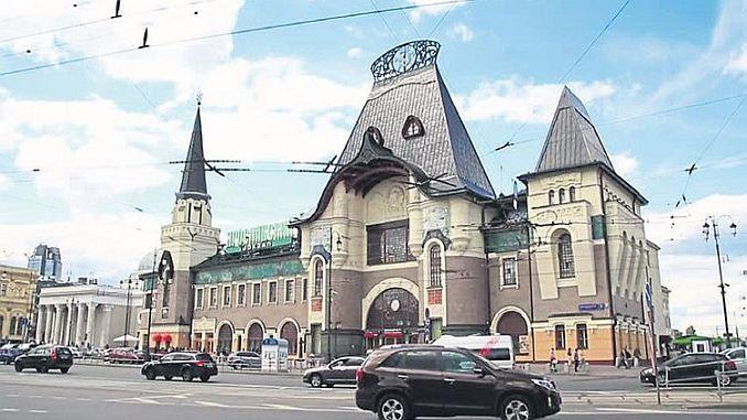 история железнодорожных станций