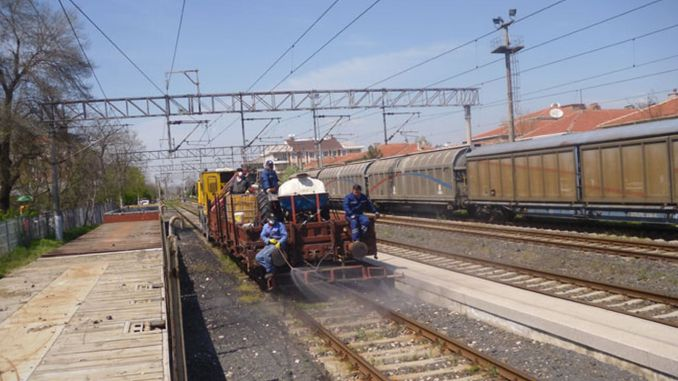 TCDD, medication warning, do not approach rails during the day