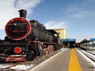 buharli tren kars gari
