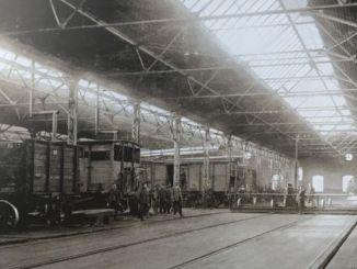 エスキシェヒル鉄道工場