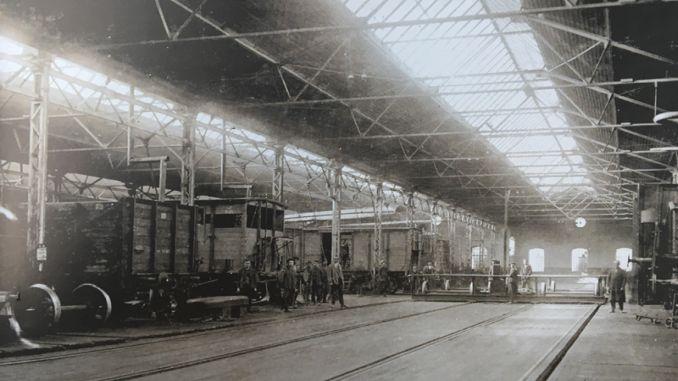 Eskisehir trenbide fabrika