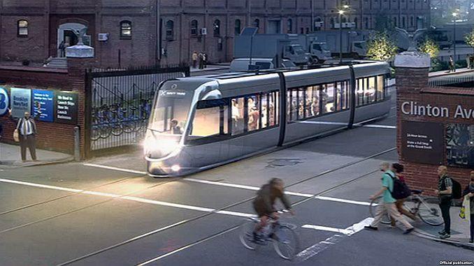 Новият йоркун ще бъде новия символен трамвай