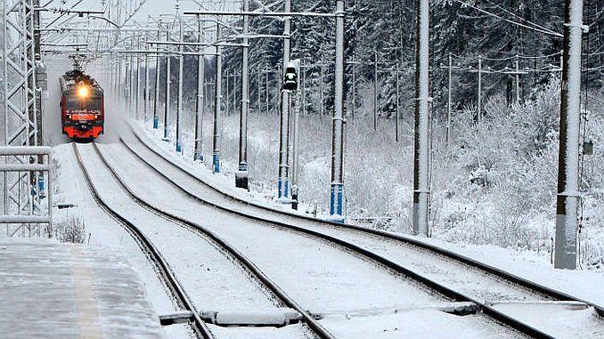 ο πρώτος πρόεδρος των ρωσικών σιδηροδρόμων περιγράφει τα φορτάμαξες ειδικά προετοιμασμένα για λίγο και το γελτσίν
