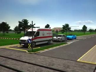 tcdd level crossing animation released