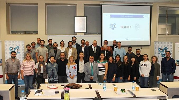 The training of the graduates of the Ministry of Finance