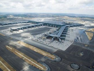 تمت إضافة مطار اسطنبول الجديد إلى نقاط ثينين الساخنة