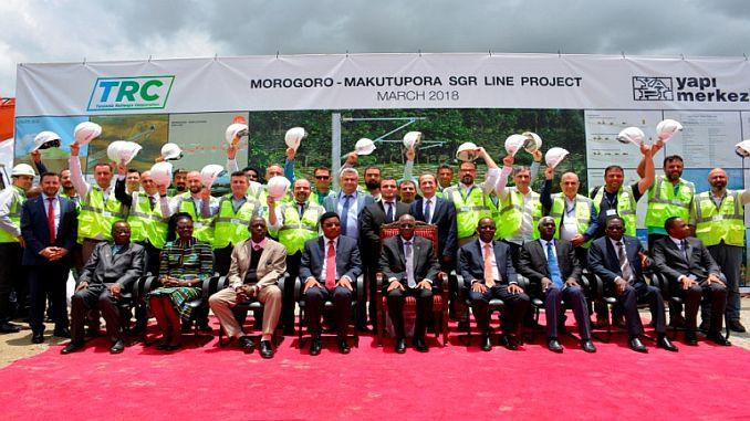 građevinski centar 9 prisustvovao je samitu putne i željezničke infrastrukture centralne i istočne Afrike