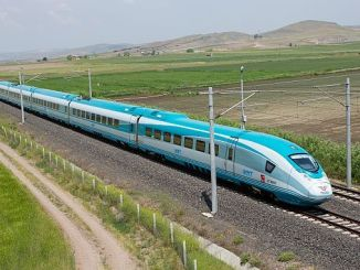वेगवान रेल्वे गुंतवणूकीसाठी 2019 35 बिलियन लीरामध्ये खर्च केले जाईल