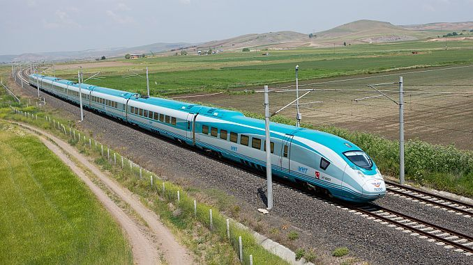 2019 will be spent in 35 billion liras for rapid train investments