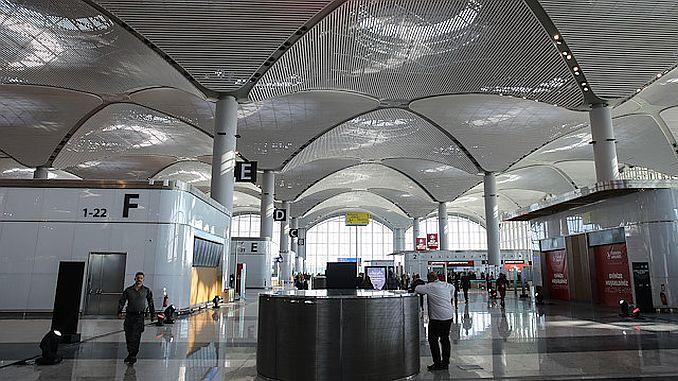 3 हवाई अड्डों के लिए एक रोजगार केंद्र बन गया