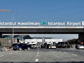 3 airport was Istanbul airport