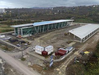 محطة الحافلات Altinordu