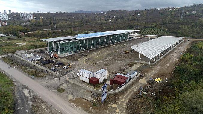 Terminal de autobuses interurbanos de Altinordu