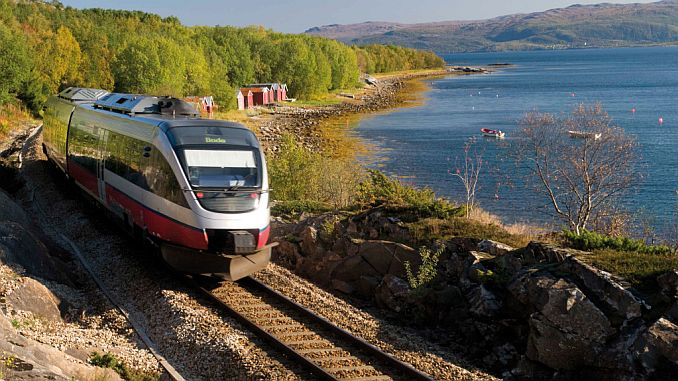 ab norvec demiryollarinda yetkili olmak istiyor