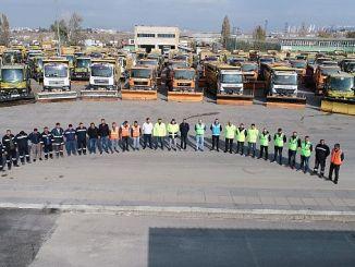 ankara buyuksehir has completed short preparations with its strong fleet