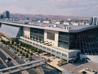 Ankara Yht Gari het die nuwe lewensentrum van die hoofstad geword