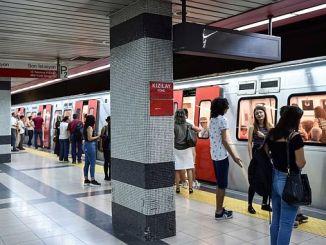 ankaralilar έχει αγαπήσει το μετρό